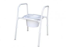 Over Toilet Frame (Aluminium)