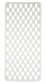Bath Mat - Clear