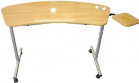 Table - Days Tilting - Curved Drink Stand