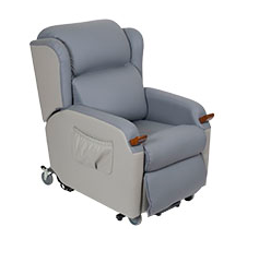 RLC- KCare Air Comfort Mobile Chair,Medium, Dual motor